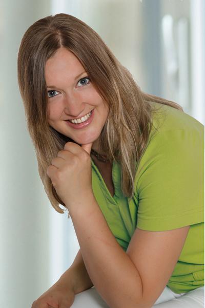 Das Bild zeigt Mitarbeiter Mag. Veronika Schafler