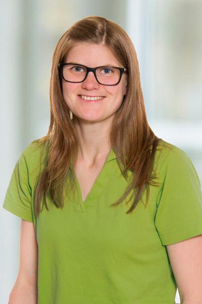 Das Bild zeigt Mitarbeiter Mag. Lisa Posch